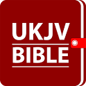 UKJV Bible - Updated King James Bible Offline icon