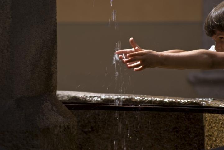 Giocando con l'acqua.. di Tiziana Detoni