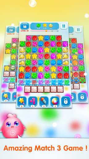 Candy Legend Star 1.0.1 screenshots 11