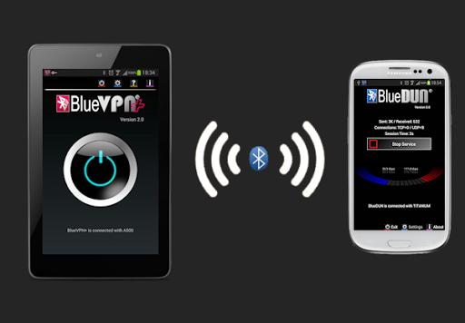 BlueVPN+  screenshots 9