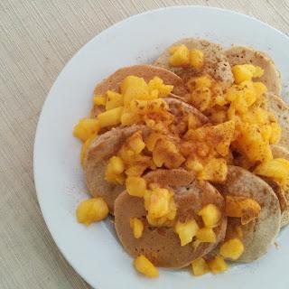 Easy Buckwheat Pancakes (Vegan, Gluten Free) Recipe