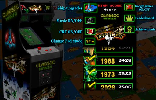 Retro Time Pilot Arcade apkpoly screenshots 23
