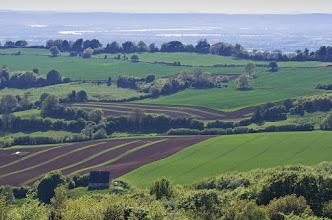 Photo: Shape the landscape