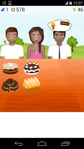 玩免費休閒APP|下載아이스크림과 케이크 게임 app不用錢|硬是要APP