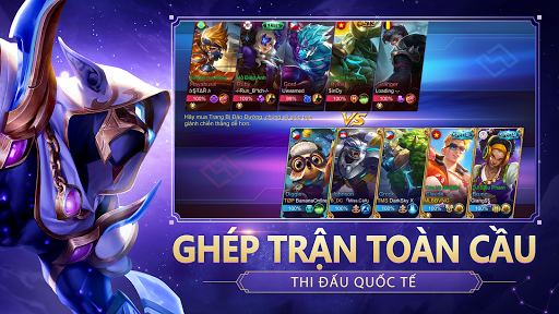 Mobile Legends: Bang Bang VNG screenshots 2