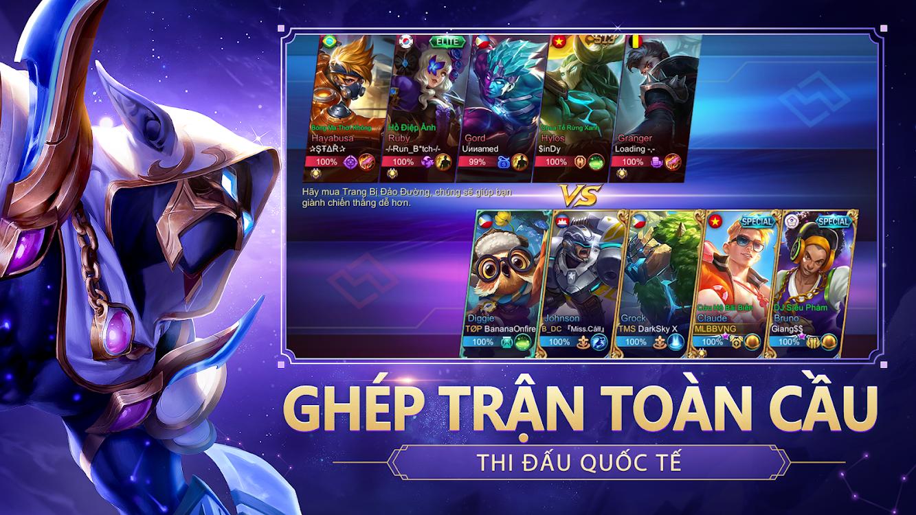 mobile legends: bang bang vng – (android games) — appagg