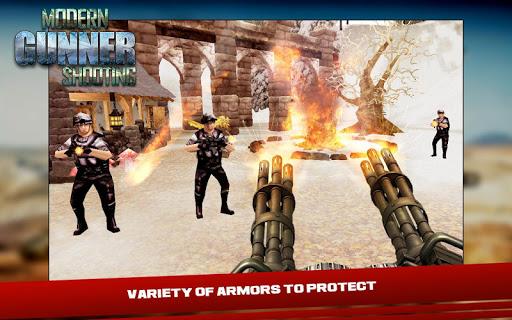 無料动作Appの現代ガンナーの射撃|記事Game