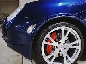 カイエン ターボ  Cayenne turbo Sのカスタム事例画像 commuterさんの2019年03月09日14:00の投稿