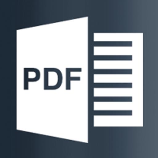 PDF Viewer & Reader Icon