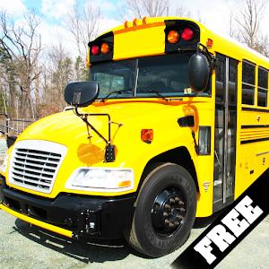 School Bus Driving Simulator 2018-School Bus Games