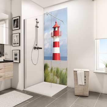 Panneaux muraux DecoDesign PHOTO, phare