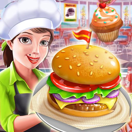Burger Shop Mania