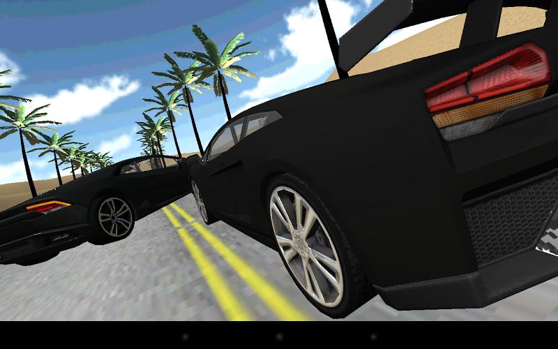 Скриншот Road rage Extreme car