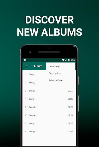 MP3 Music Downloader 1.10 screenshots 8