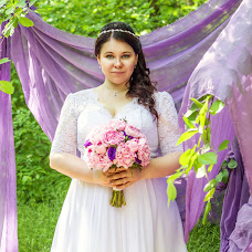 Wedding photographer Nadezhda Lukyanova (NadiL). Photo of 01.08.2017
