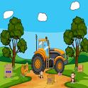 Giant Tractor Escape icon