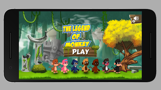 Game Petualangan The Legends of Monkey
