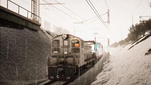 Train Simulator Games 2020:Train Driving Games 3D 1.0 screenshots 1