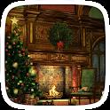 Warm Cozy Christmas icon