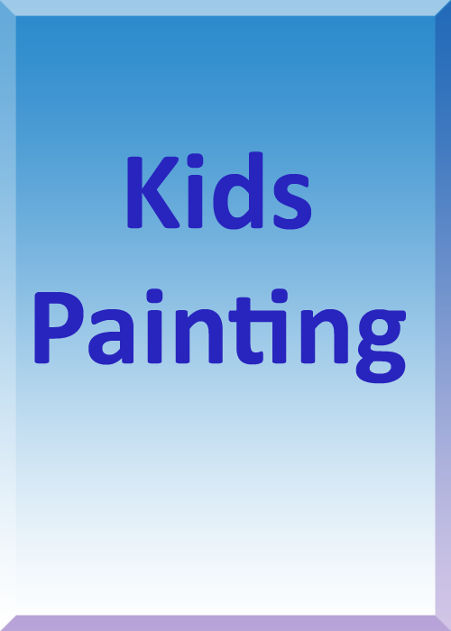 Kids Painting- screenshot