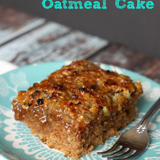 Oatmeal Nut Cake Recipes