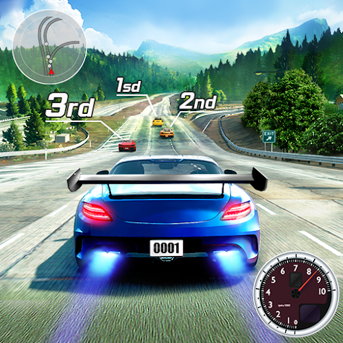 Street Racing 3D (Free Shopping) 4.5.1mod