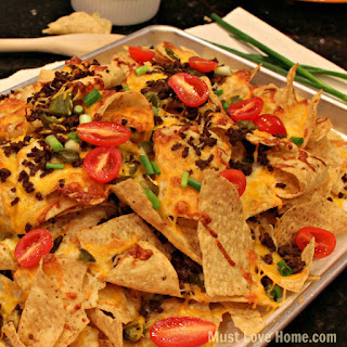 Ultimate Loaded Nachos