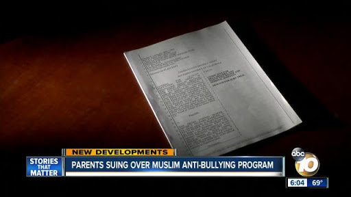 Asians, non-Muslims file suit against schools' cooperation with Muslim advocacy