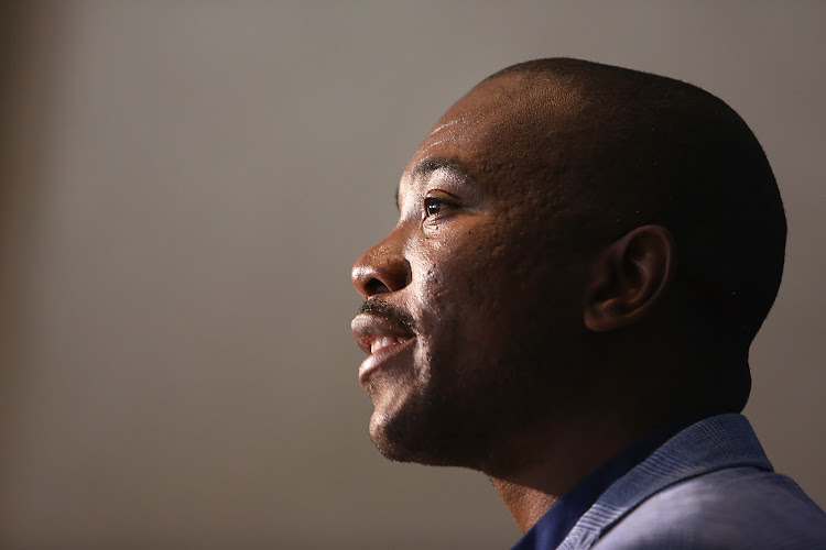 DA leader  Mmusi Maimane . Picture: THE TIMES/ALON SKUY