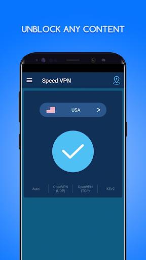 Speed VPN-Fast, Secure, Free Unlimited Proxy screenshot 2