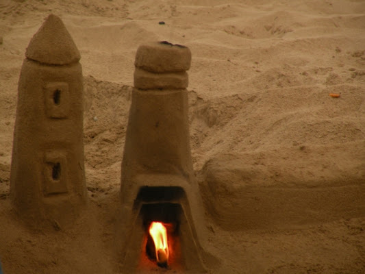 Castello di Sabbia di Pamx