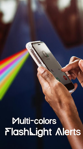 Smart flash on call and sms:smart LED Phone light cheat hacks