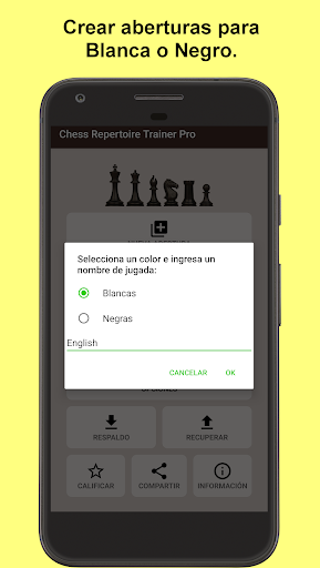 Chess Repertoire Trainer  trampa 2