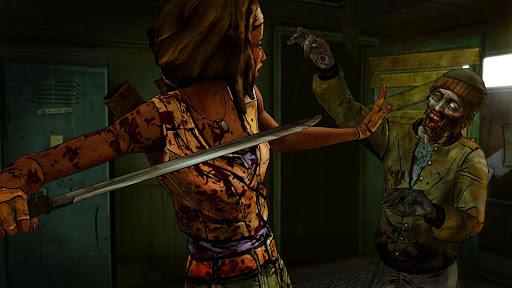 The Walking Dead: Michonne screenshot 4