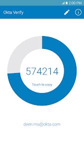 Okta Verify – Okta MFA | Android Productivity Apps