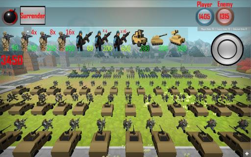 World War 3: Terror Battles RTS 1.0 screenshots 2