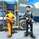 US Police Prisoner Transport Bus Driving Simulator