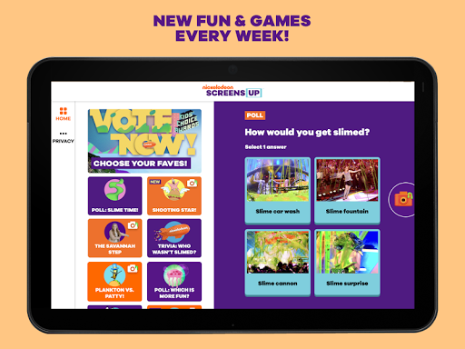 SCREENS UP by Nickelodeon 6.1.1763 screenshots 9