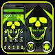 Horror Neon Skull Theme Download on Windows