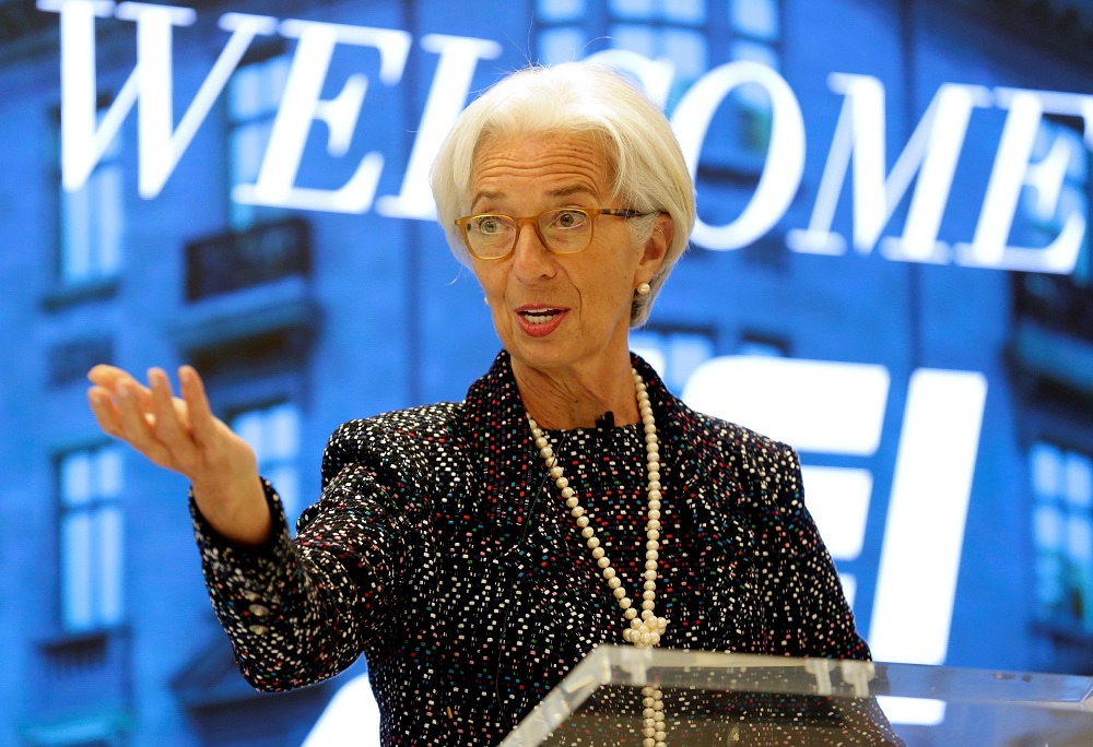 Lagarde reveals her broad ECB review and her 'owlish' stance