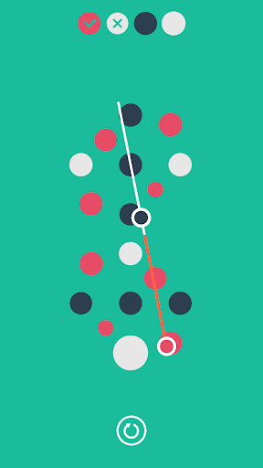 Linia game for Android screenshot