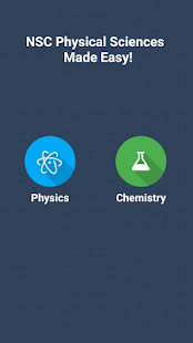 NSC Exam Prep - Phy. Sciences- screenshot thumbnail