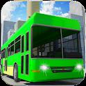 Traffic Bus Drive Simulator 3D