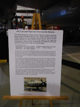 Photo: About the Dolittle Raiders (see SCHAF website) ... don't think you can read it here