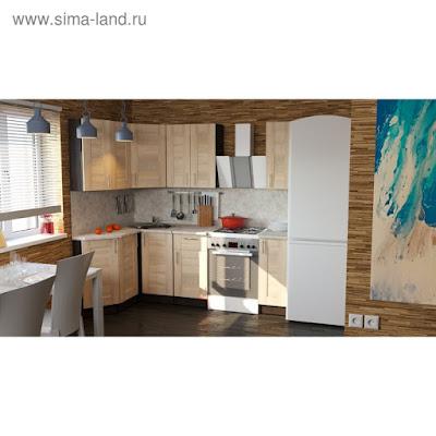 Кухонный гарнитур Ника литл 1500*1300