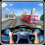 Traffic BUS Racer Icon