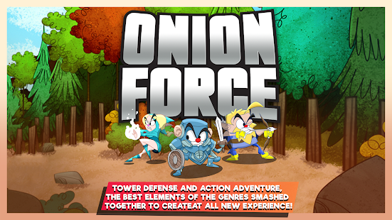 Onion Force Screenshot