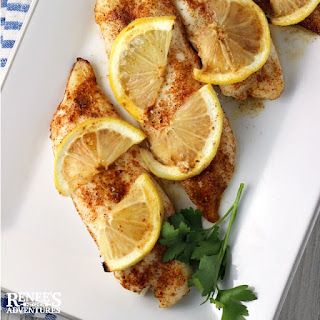 Terrific Tilapia Loins.