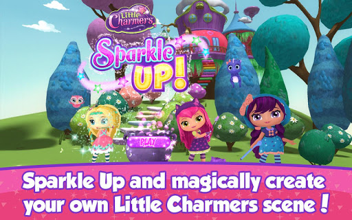 Little Charmers: Sparkle Up