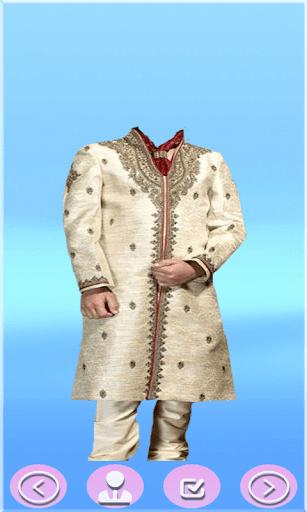 Men Sherwani Photo Suit
